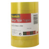 Scotch Easy Tear Clear Tape 25mm x 66m (Pack of 6) 3 For 2 3M811193