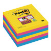 Post-it Super Sticky Extra Large Notes Rio 101 x 101mm (3 Packs of 6) 3M811253