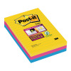 Post-it XXL Super Sticky Lined Rio Notes (Pack of 2) 3M811278