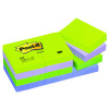 Post-it Notes 38 x 51mm Energy Colours (Pack of 12) 653TF