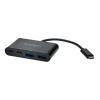 Kensington CH1000 USB-C  4 Port Hub K39124EU