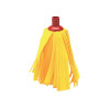 Addis Yellow Cloth Mop / Detachable Head 510246