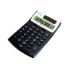Aurora Black /White 12-Digit Desk Calculator EC505