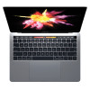 MacBook Pro 13in with Touch Bar 2.3GHz QC Intel Core i5 8GB 256GB Iris Plus 655 Space Grey MR9Q2BA