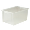 Strata Jumbo Storemaster Box 48.5L Clear HW048-CLEAR