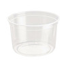 Caterpack Biodegradable rPET DeliGourmet Food Container 16oz (Pack of 50) RY10581 / DM16R