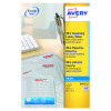Avery Removable Labels 189 per sheet 25.4 x 10mm L4731REV-25