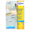 Avery Laser Mini Labels 45.7x25.4 Sheets White (Pack of 1000) L7654-25