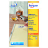 Avery Removable Labels 25 per sheet 45.7 x 21.1mm L4736REV-25