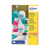 Avery Removable Labels Round 37mm White (Pack of 600) L4851REV-25
