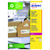 Avery Recycled Laser White Address Label 99.1 x 38.1mm 14 Per Sheet (Pack of 1400) LR7163-100
