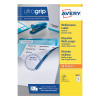 Avery Multipurpose White Labels 14 Per Sheet (Pack of 1400) 3653