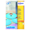 Avery White Floppy Disk Face Label 70x52mm (Pack of 250) L7666-25