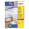 Avery White Laser Parcel Labels 99.1 x 67.7mm 8 Per Sheet (Pack of 320) L7165-40