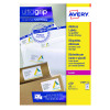 Avery White Quick Peel Address Labels 99.1 x 38.1mm (Pack of 2500) L7163-250