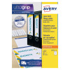 Avery Lever Arch Filing Laser Labels 200mm x 60mm (Pack of 400) L7171-100