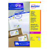 Avery Mini White Inkjet Label 25.4 x 10mm 189 Per Sheet (Pack of 4725) J8658-25