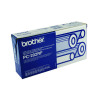 Brother Fax Ribbon Cartridge Page Life 450pp Black Ref PC201