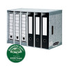 Q-Connect Lever Arch File Module Black 131447