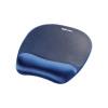 Fellowes Memory Foam Keyboard Wrist Support Sapphire Blue 9178401