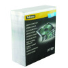 Fellowes Slimline CD Jewel Case Clear (Pack of 10) 9833801