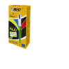 Bic 4 Colours Fluo Ballpoint Pen Pack of 12 Buy One Get One Free (2 Packs of 12) BC810742
