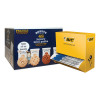 Bic Bic Cristal Medium Blue Ballpoint Pk100 FOC Biscuits BC810747