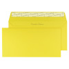 DL Wallet Envelope Peel and Seal 120gsm Banana Yellow (Pack of 250) Black 93015