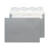 C5 Wallet Envelope Peel and Seal 130gsm Metallic Silver Black (Pack of 250) 312