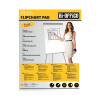 Q-Connect Flipchart A1 Pad Plain 40 Sheets (Pack of 5) KF37002