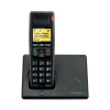 BT Diverse 7110 R DECT Cordless Phone Black 060743