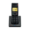 BT Diverse 7150 R DECT Cordless Phone Additional Handset Black 060748
