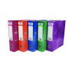 Elba A4 Lever Arch Files, Assorted Colours (Pack of 10)
