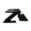 Contour Ergonomics Sit-Stand Workstation Black CE77691