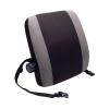 Contour Ergonomics Premium Adjustable Lumbar Support Black /Grey CE77701