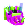CEP Pro Gloss Purple Desk Tidy 580GPURPLE