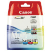 Canon CLI-521Y Yellow Ink Cartridge 2936B001