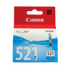 Canon CLI-521BK Photo Black Ink Cartridge 2933B001