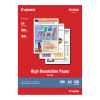 Canon High Resolution Inkjet A4 Paper 106gsm (Pack of 200) 1033A001