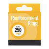 Vinyl Reinforcements (Pack of 3000) C336