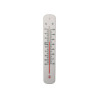 Office Thermometer H200xW45mm White CY61761
