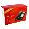 Doro Corded Telephone Black AUB300I