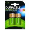 Duracell C Rechargeable NiMH Batteries (Pack of 2) 75052458