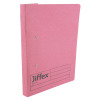 Rexel Jiffex Pink A4 Transfer File 43247EAST