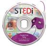 ST3Di Purple PLA 3D Printing Filament 750g ST-6005-00