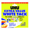 UHU White Tack 129g Economy Pack of 6 43527