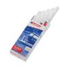 Pentel Paint Marker White Bullet Tip BCX100W