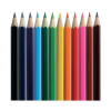 Classmaster Assorted Classroom Colouring Pencils in Display Box (Pack of 288) CP288