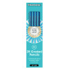 Classmaster Pencils 2B (Pack of 12) GP122B