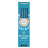 Classmaster 2B Pencil (Pack of 12) GP122B